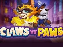 Claws Vs Paws